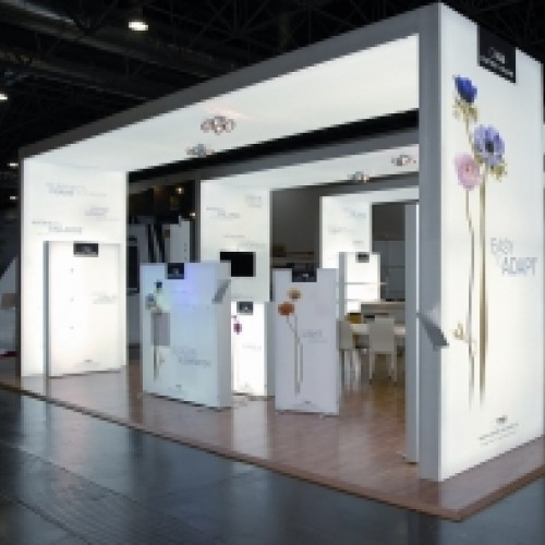 Exhibition stand furnishing
